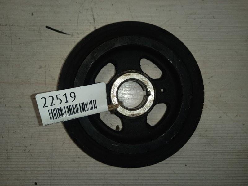 Шкив коленвала Nissan G20 N15 SR18 (б/у)