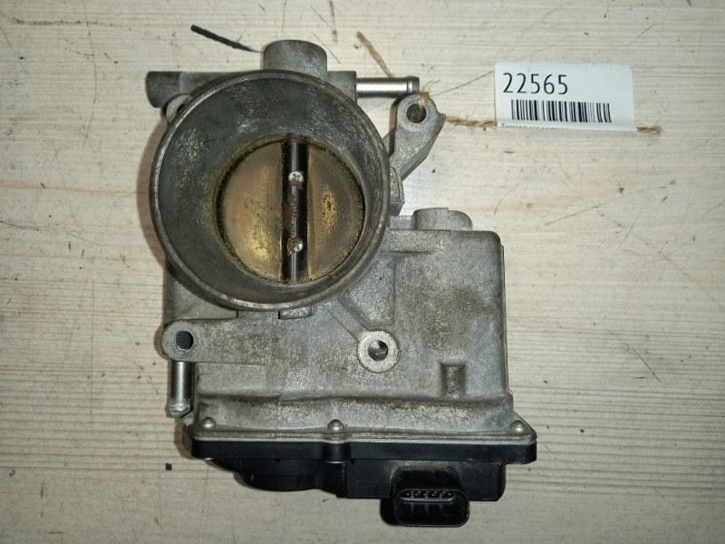 Дроссельная заслонка Mazda Axela BKEP LF (б/у)