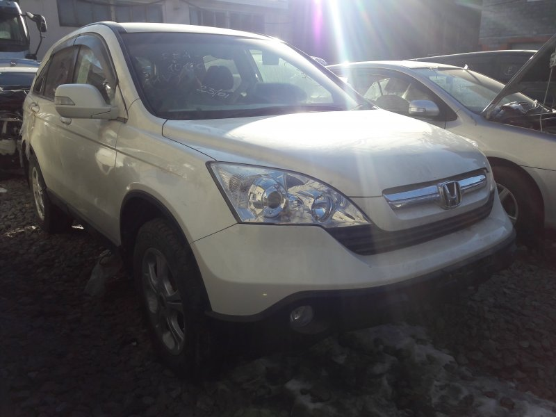 Пластик багажника Honda Cr-V RE4 K24A 2007 (б/у)