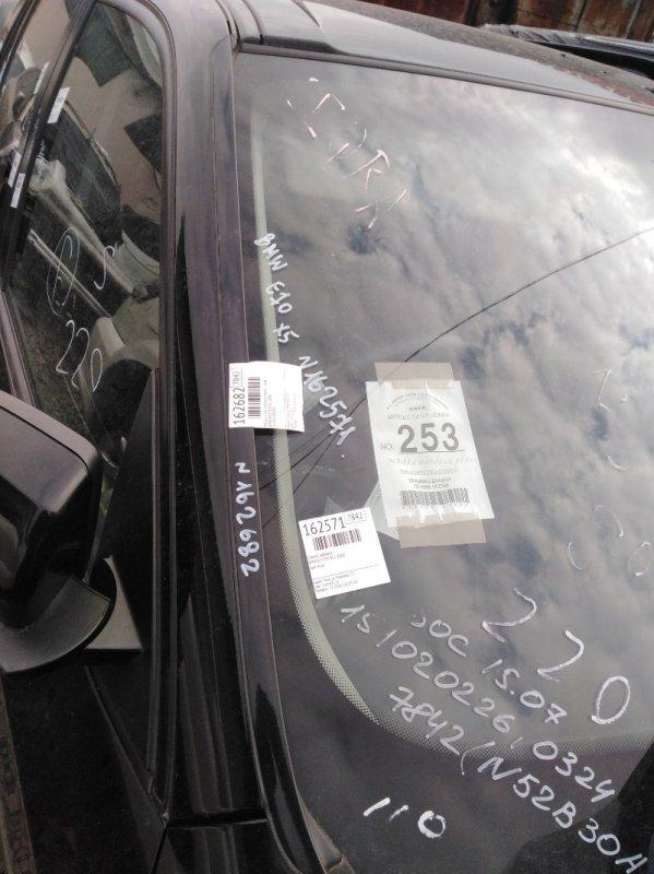 Молдинг на лобовое стекло Bmw X5 E70 N52 2008 правый (б/у)