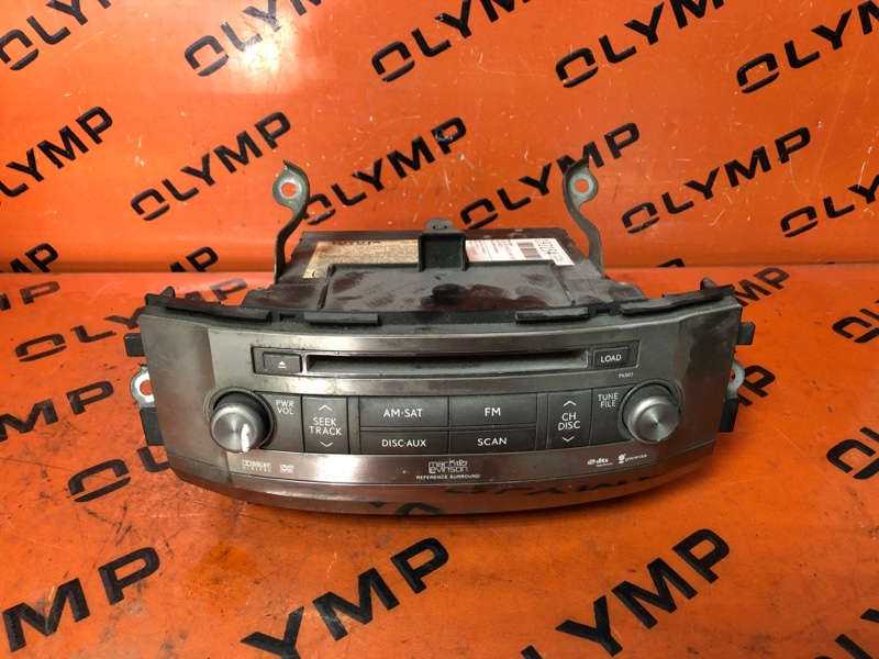Магнитофон Lexus Lx570 URL201L 3UR-FE 2007 (б/у)