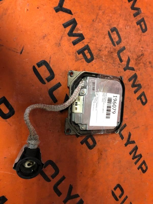 Блок розжига Lexus Rx270 AGL10 1AR-FE (б/у)