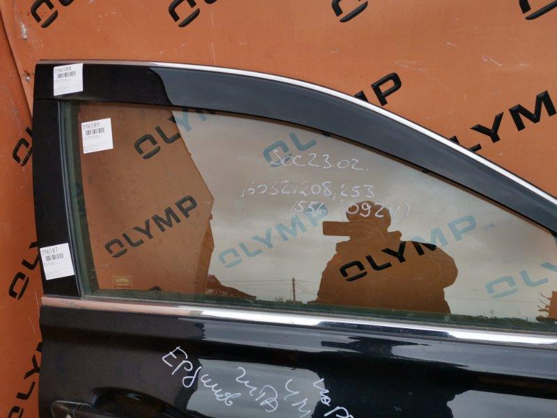 Стекло двери Lexus Rx270 AGL10 1AR-FE переднее правое (б/у)