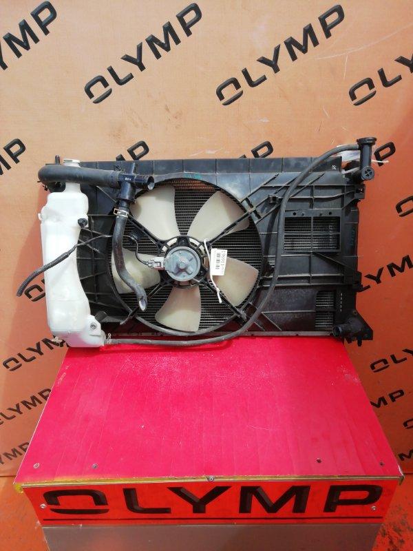 Диффузор радиатора Mitsubishi Colt Z21A 4A90 2009 (б/у)