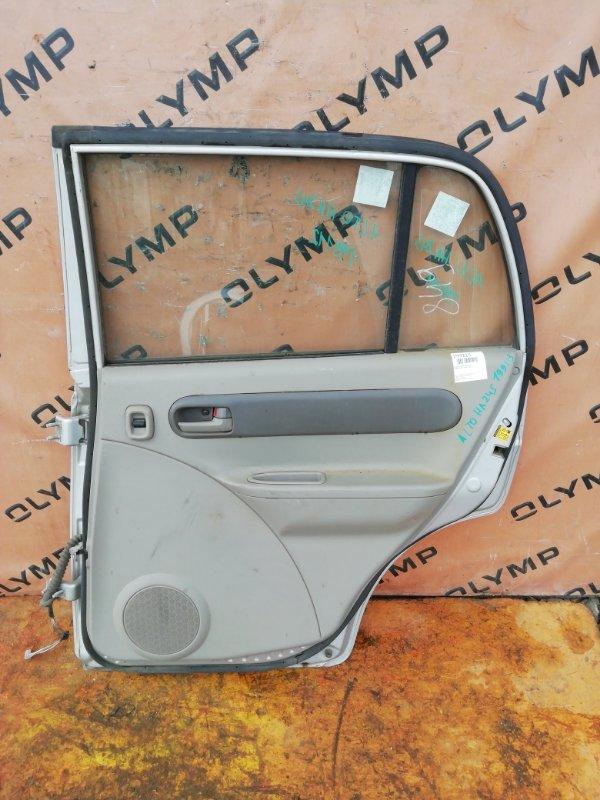 Обшивка двери Suzuki Alto HA24S K6A задняя правая (б/у)