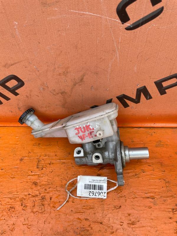 Главный тормозной цилиндр Nissan Juke YF15 HR15 (б/у)