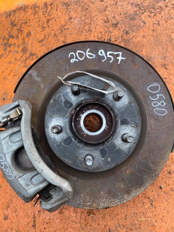 Тормозной диск Nissan Juke YF15 HR15 передний (б/у)