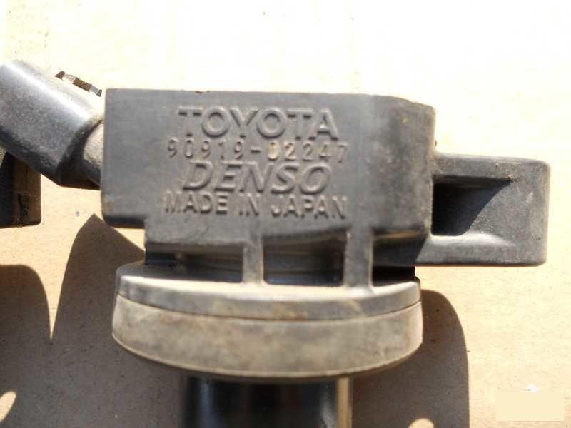 Катушка зажигания Toyota 1AZ (б/у)