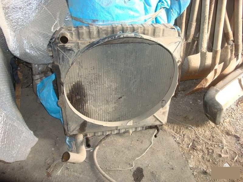 Диффузор радиатора Toyota Land Cruiser Prado LJ78 2LTE (б/у)