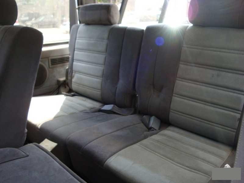 Сиденья 3-й ряд Toyota Land Cruiser Prado 78 задняя (б/у)