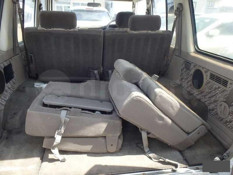 Сиденья 3-й ряд Toyota Land Cruiser Prado KZJ78 1KZTE (б/у)