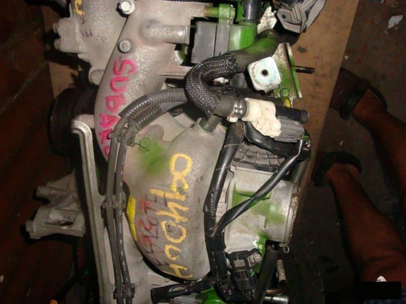 Двигатель Subaru EJ25D457204 (б/у)