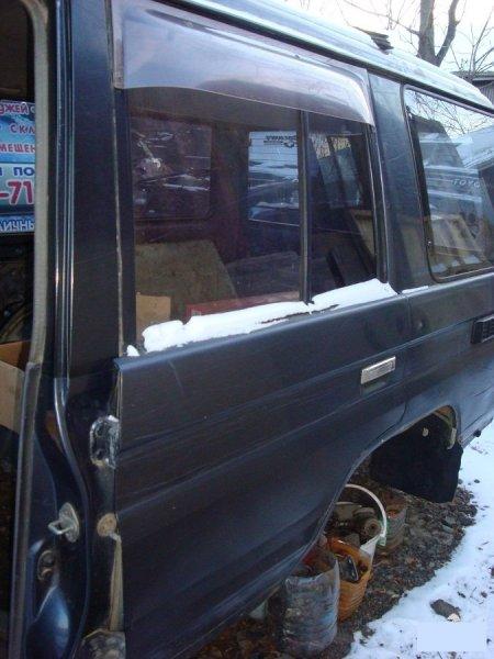 Дверь Toyota Land Cruiser Prado 78 задняя (б/у)