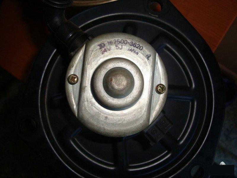 Вентилятор печки Toyota Land Cruiser HJ61 (б/у)