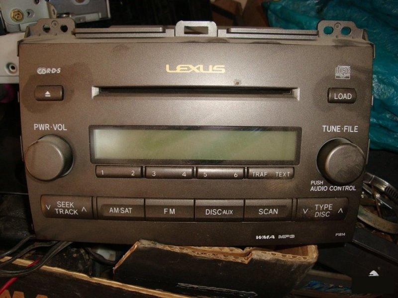 Магнитофон Lexus Gx460 (б/у)