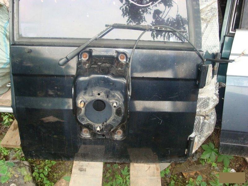 Держатель запаски Toyota Land Cruiser Prado LJ78 2LTE задний (б/у)