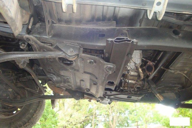 Защита кпп Toyota Land Cruiser Prado KZJ78KZJ71LJ78LJ71 1KZTE2LTE (б/у)