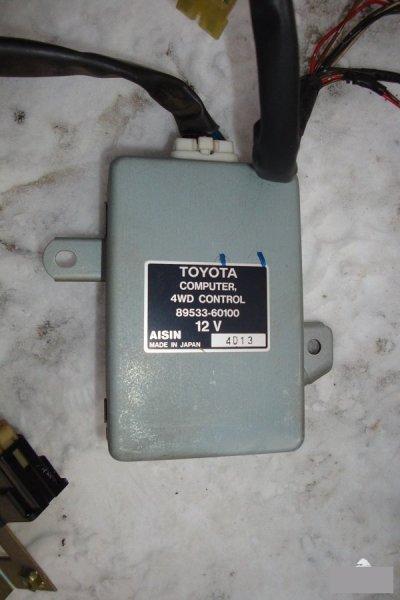 Блок управления 4wd Toyota Land Cruiser Prado KZJ71 1KZTE2LTE (б/у)