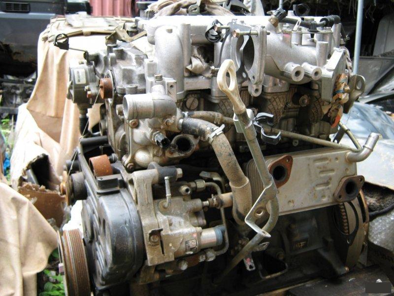 Двигатель Mitsubishi L200 KA4T 4D56 (б/у)