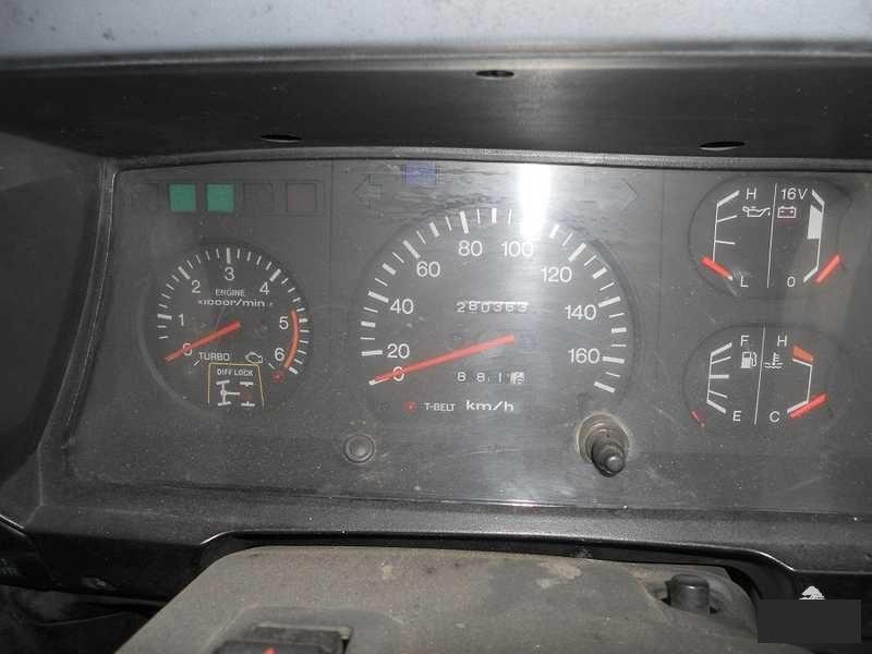 Панель приборов Toyota Land Cruiser Prado LJ78 2LT (б/у)