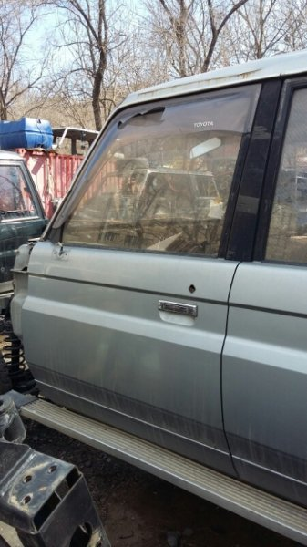 Дверь Toyota Land Cruiser Prado LJ78 2L-TE 1993 передняя левая (б/у)