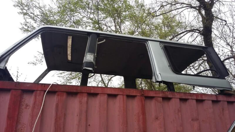 Крыша Toyota Land Cruiser Prado KZJ78 LJ78 1KZTE 2LTE (б/у)