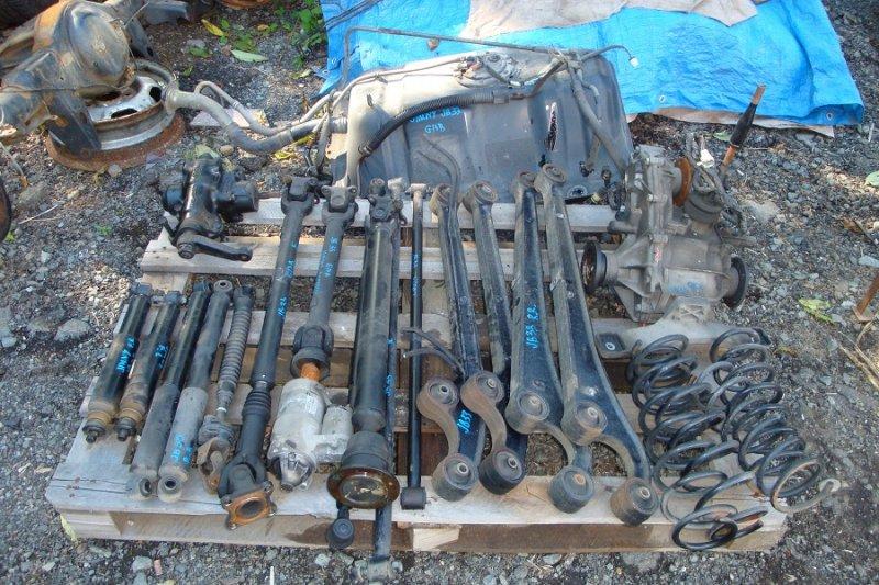 Тяга поперечная Suzuki Jimny Wide JB33W G13B 1999 (б/у)