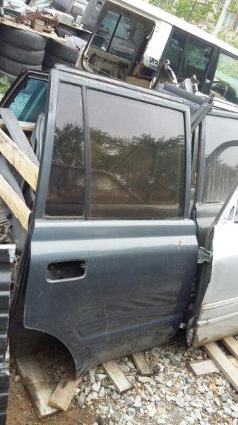 Дверь Toyota Land Cruiser FJ80G 1FZFE задняя правая (б/у)