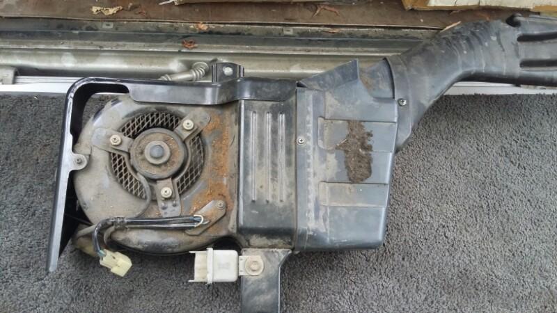Печка Toyota Land Cruiser HDJ81V 1HDT 1993 (б/у)