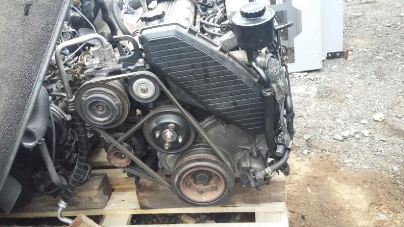 Двигатель Toyota Land Cruiser HZJ73 1HZ (б/у)