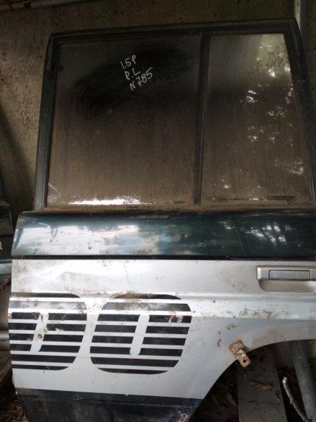 Дверь задняя Toyota Land Cruiser Prado KZJ78 1KZTE 1993 задняя левая (б/у)