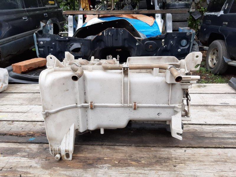 Радиатор печки Toyota Land Cruiser HDJ81 1HD-T 1993 (б/у)