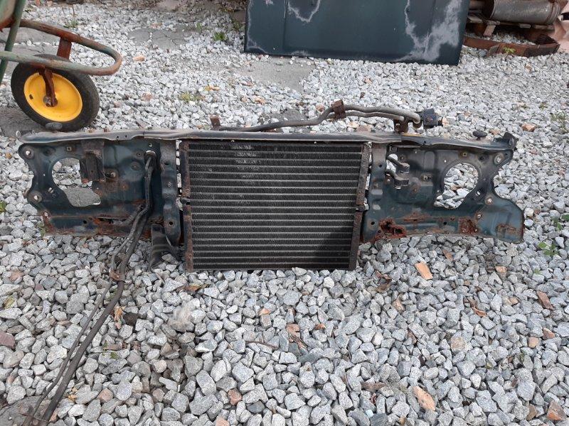 Радиатор кондиционера Toyota Land Cruiser Prado KZJ71W 1KZ-TE 1994 (б/у)