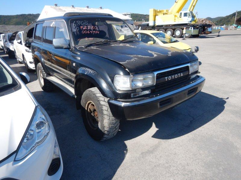 Кузов Toyota Land Cruiser FZJ80 1FZ-FE 1993 (б/у)