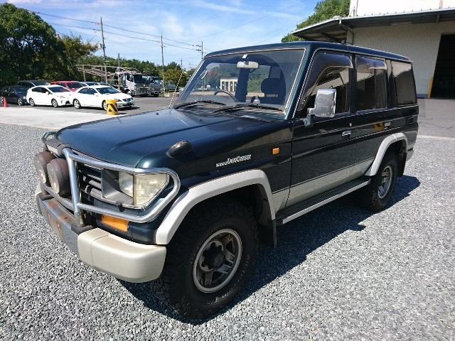Акпп Toyota Land Cruiser Prado KZJ78 1KZ-TE 1995 (б/у)