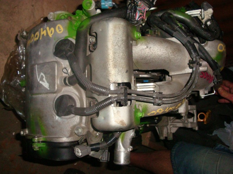 Двигатель Subaru EJ25 (б/у)