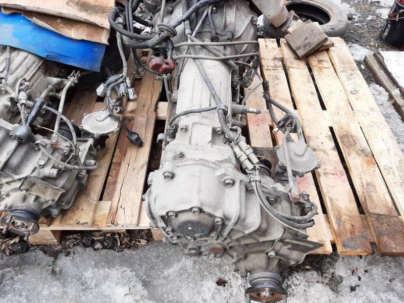 Двигатель Toyota Land Cruiser Prado KZJ78 1KZ-TE 1994 (б/у)