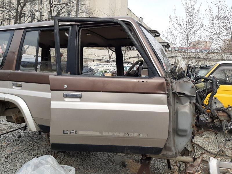 Дверь Toyota Land Cruiser Prado KZJ78 LJ78 1KZTE 2LTE 1993 правая (б/у)