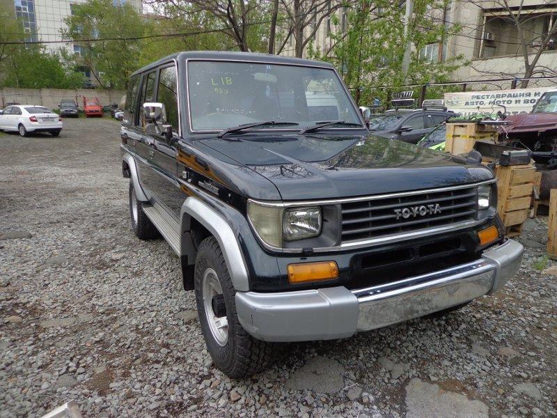 Акпп Toyota Land Cruiser Prado KZJ78 1KZ-TE 1993 (б/у)
