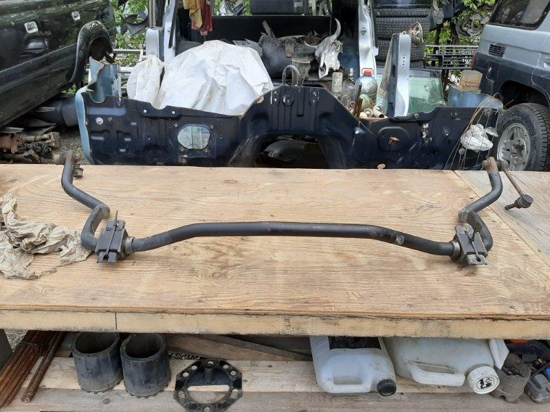 Стабилизатор Toyota Fj Cruiser GSJ15L 1GR-FE 2012 передний (б/у)
