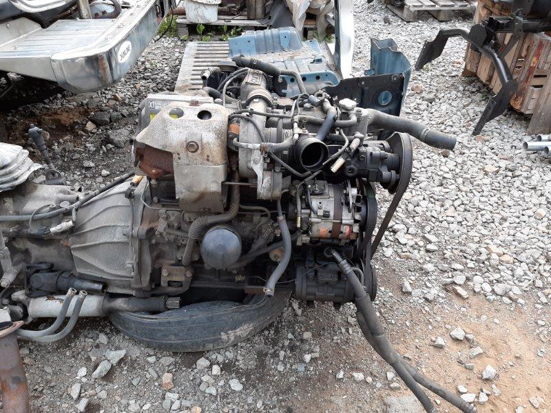 Двигатель Toyota Land Cruiser Prado BJ74-0004949 13B-T 1990 (б/у)