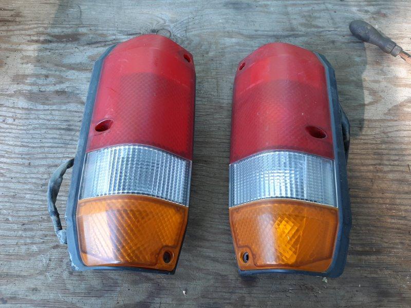 Стоп-сигнал Toyota Land Cruiser Prado KZJ78 1KZ-TE 1994 задний (б/у)