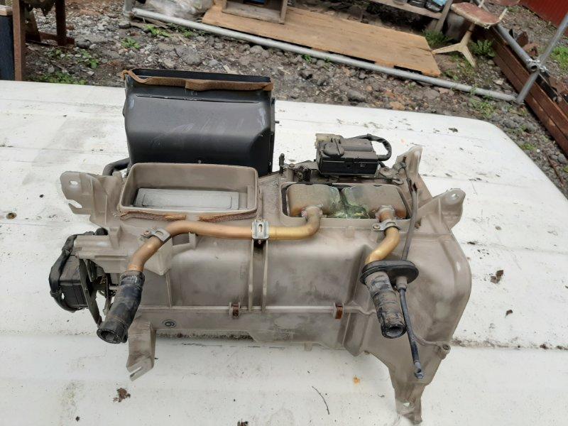 Радиатор печки Toyota Land Cruiser HZJ80 1HZ 1992 (б/у)