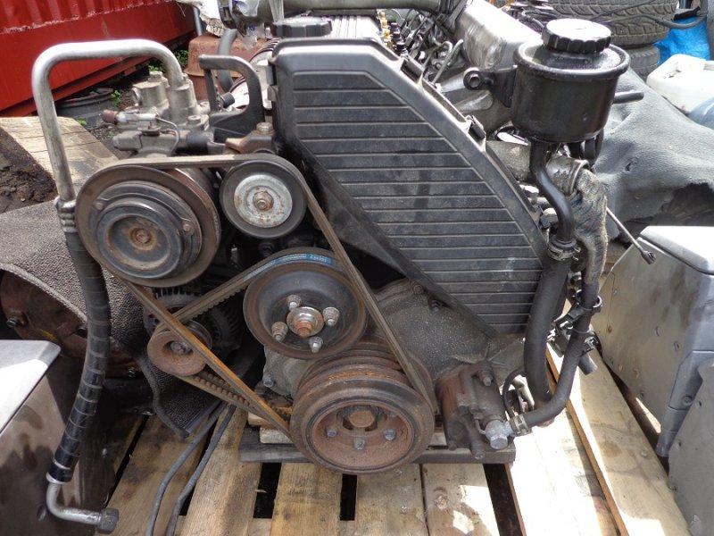 Двигатель Toyota Land Cruiser HZJ81 1HZ 1994 (б/у)