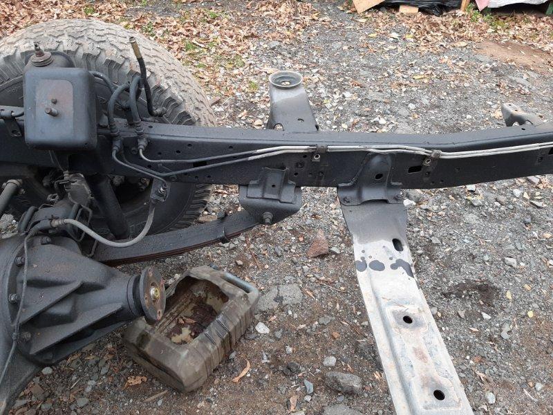Тормозная трубка Toyota Land Cruiser Prado BJ74-0004949 13B-T 1990 (б/у)
