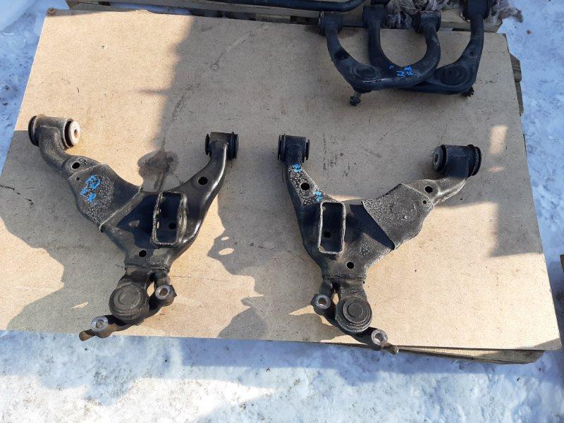 Рычаг подвески Toyota Fj Cruiser GSJ15 1GRFE 2012 передний (б/у)