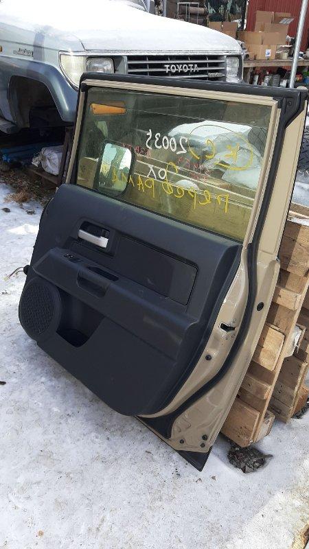 Обшивка дверей Toyota Fj Cruiser GSJ15 1GRFE 2012 (б/у)