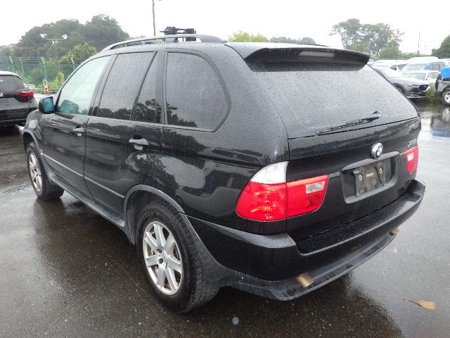 Кузов Bmw X5 E53 M54B30 2004 (б/у)