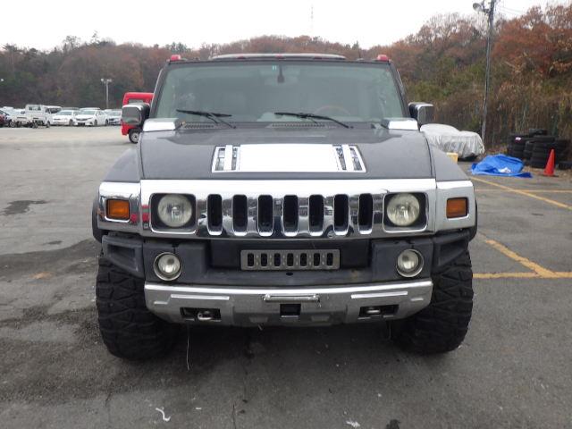 Кузов Hummer H2 E85 LQ4 2004 (б/у)