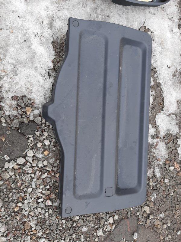 Обшивка багажника Toyota Fj Cruiser GSJ15 1GRFE 2012 задняя (б/у)